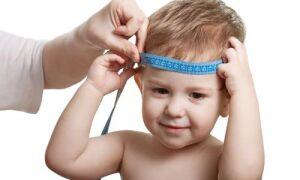 Розміри дитячих шапок — таблиця розмірів
