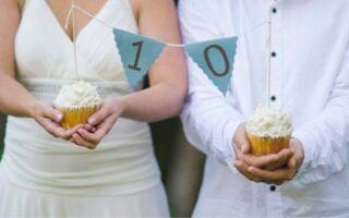 Як відзначити 10 років весілля? Ідеї, як незвично відсвяткувати рожеву річницю