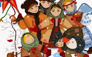 Посевалкі на Старий Новий рік: короткі, російською мовою, цікаві, жартівливі, прикольні