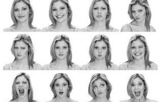 Физиогномика — як дізнатися про людину за рисами обличчя
