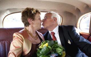 51 рік з дня весілля: як називається річниця спільного життя?