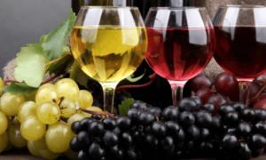 Як зробити домашнє вино з винограда