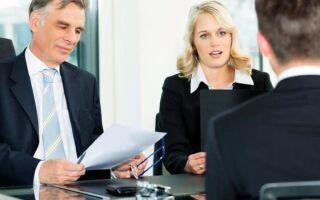 Як проводити співбесіду при прийомі на роботу з кандидатом: питання, на посаду (менеджер з продажу, керівник, бухгалтер), по телефону