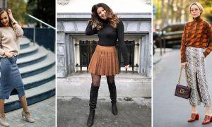 Модні спідниці 2019-2020: фото, тенденції (літо, осінь, зима, весна), довгі і короткі, для повних і худих, образи, матеріали, новинки)