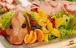 Що приготувати на Новий рік свині: кращі рецепти з фото