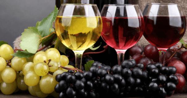 Як зробити з винограду вино