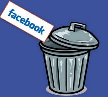 Як видалити свою сторінку на фейсбук