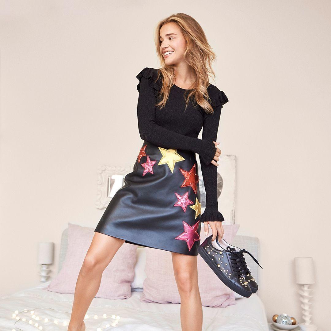 Модні спідниці 2019-2020 роки  що носити цієї зими 2e76c18366004