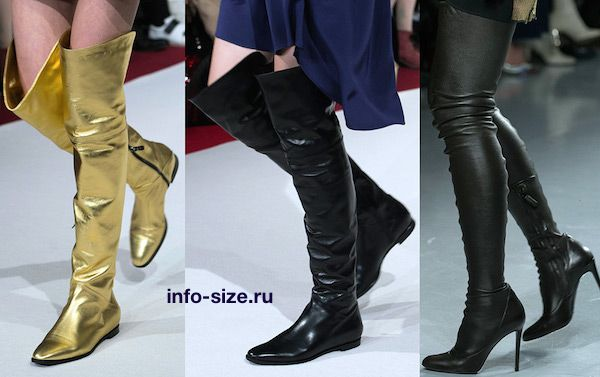 77dbfad550981d Стильні жіночі зимові чоботи (фото)